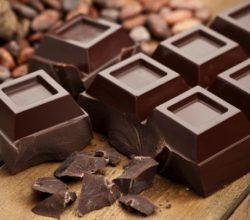 Темный шоколад для мужчин: польза и вред