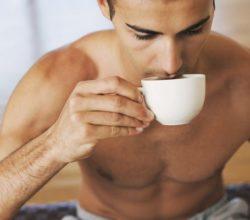 Чай для мужчин: самые полезные виды