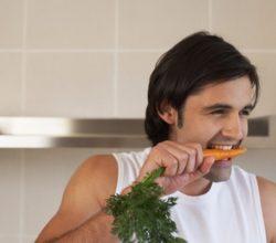 Польза моркови для мужчин