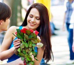 Какой букет цветов подарить девушке