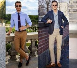 4 мужские рубашки с длинным рукавом, которые должны быть в гардеробе каждого парня