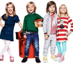 Как выбрать качественную детскую одежду?